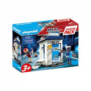 Playmobil Set Statie De Politie