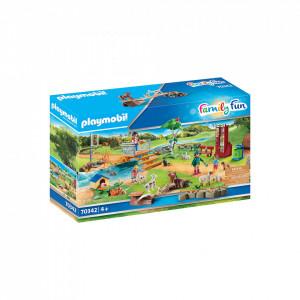Playmobil Tarcul Animalelor De La Zoo