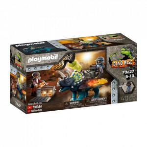 Playmobil Triceratops - Batalia Pentru Piatra Legendara