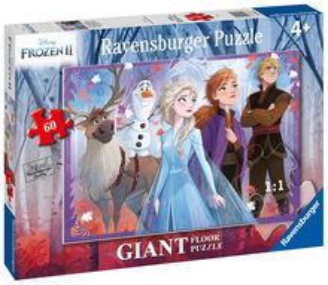 Puzzle Frozen 2, 60 Piese