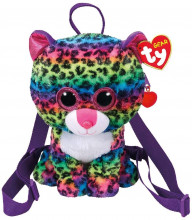 Rucsac De Plus Ty Dotty Leopardul Multicolor