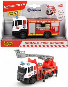 Scania Masina De Pompieri Cu Tun De Apa