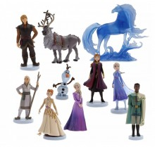 Set 10 figurine Disney Frozen 2