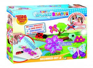 Set de creatie cu margele pentru fete
