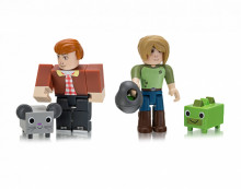 Set de joaca cu 2 figurine Roblox, model Pet Simulator