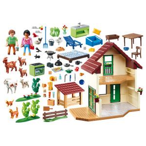 Set de joaca Playmobil Casa De La Ferma