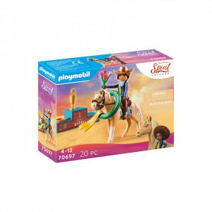 Set de joaca Playmobil Rodeo Cu Pru & Chica Linda