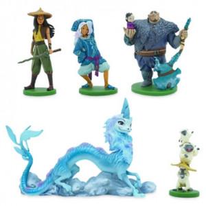 Set figurine Disney Raya