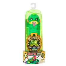 Set figurine Treasure X Alien Hunters - Verde