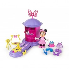 Set Garderoba magica Minnie Mouse
