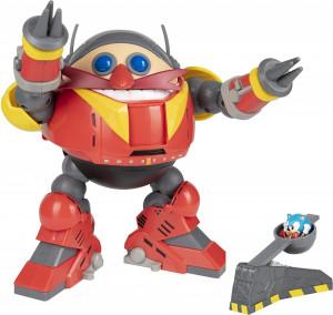 Sonic - Set de lupta robot Eggman (editie limitata, aniversara 30 ani), 23 cm