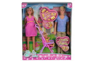 Steffi Love Familia Fericita