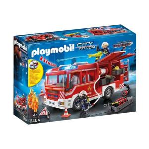 Masina De Pompieri Cu Furtun