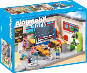 Set de joaca Playmobil City Life, Sala De Istorie