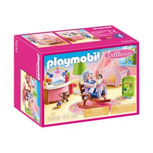 Set de joaca Playmobil Dollhouse, Camera Fetitei