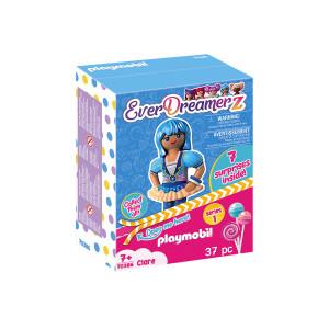 Figurina cu surprize Playmobil Everdreamerz, model Clare Candy World