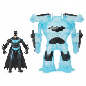 Batman Figurina Deluxe Cu Armura High Tech
