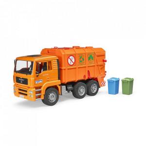Bruder - Camion Gunoi Man Tga