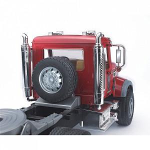 Bruder - Camion Incarcare Mack Granite Si Buldoexcavator Jcb 4Cx