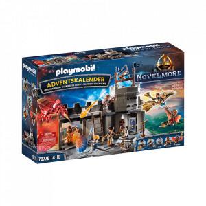 Calendar Craciun Playmobil - Novelmore