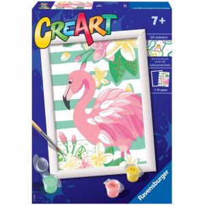 Creart - Pictura Flamingo