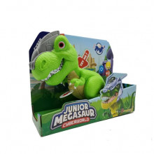 Dinozaur Junior Cyberworld T-Rex Verde