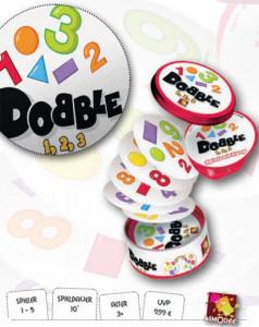 Dobble Junior 1-2-3