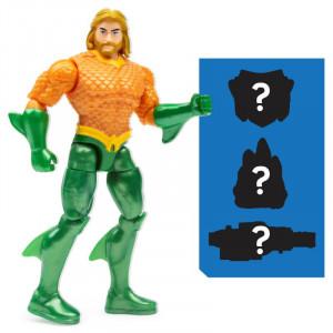 Figurina Aquaman 10Cm Flexibila Cu Accesorii