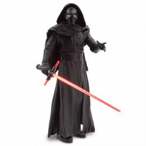 Figurina deluxe interactiva Kylo Ren Star Wars 37 cm