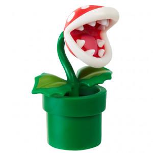 Figurina Mario Nintendo - model Piranha Plant, 6 cm