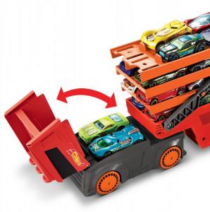 Hot Wheels Mega Transportatorul De Masini