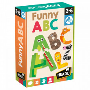 Joc Alfabetul Amuzant