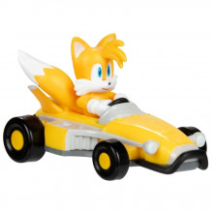 Masina Die-cast Sonic The Hedgehog 1:64, model Tails
