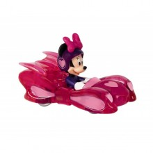 Mini masinuta Minnie Pink Tunder
