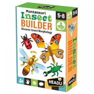 Montessori Construieste O Insecta