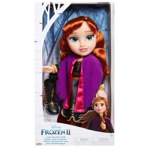 Papusa Anna Cu Rochie De Calatorie din Frozen 2