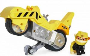 Patrula Catelusilor Rubble Si Motocicleta Deluxe