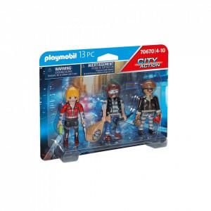 Playmobil Set 3 Figurine Hoti