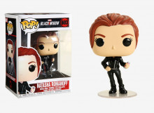 Pop Marvel: Black Widow– Natasha Romanoff