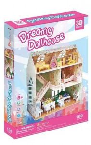 Puzzle 3D Casa Viselor 160 Piese
