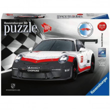 Puzzle 3D Porcshe Gt3 Cup, 108 Piese