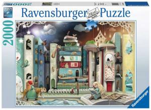 Puzzle Bulevard Fantastic, 2000 Piese