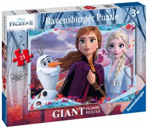 Puzzle Frozen Ii, 24 Piese