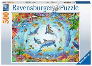 Puzzle Vartej Ocean 500 Piese
