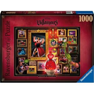 Puzzle Villainous Regina Inimilor, 1000 Piese