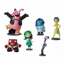 Set de 6 figurine Inside out