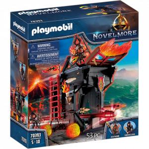 Set de joaca Playmobil Banditi Burnham Si Berbec De Foc