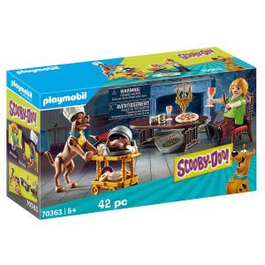 Set de joaca Playmobil Scooby-Doo! Cina Cu Shaggy