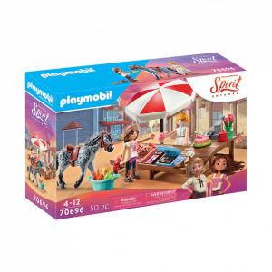 Set de joaca Playmobil Stand Cu Prajituri In Miradero