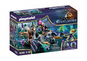 Set de joaca Playmobil Violet Vale - Patrularea Demonului